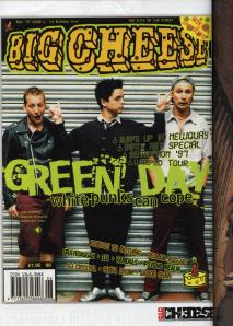 Green Day on the Cover
