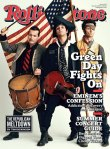 Patriots - Green Day - Rolling Stone