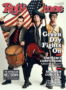 Patriots - Green Day -- Rolling Stone