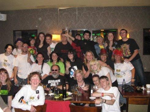 Rocktober! Group Photo