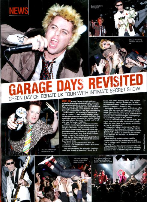FBHT in Kerrang