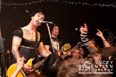 Pinhead Gunpowder – Show of a Lifetime – 924 Gilman, 2/12/10 | Green Day Mind