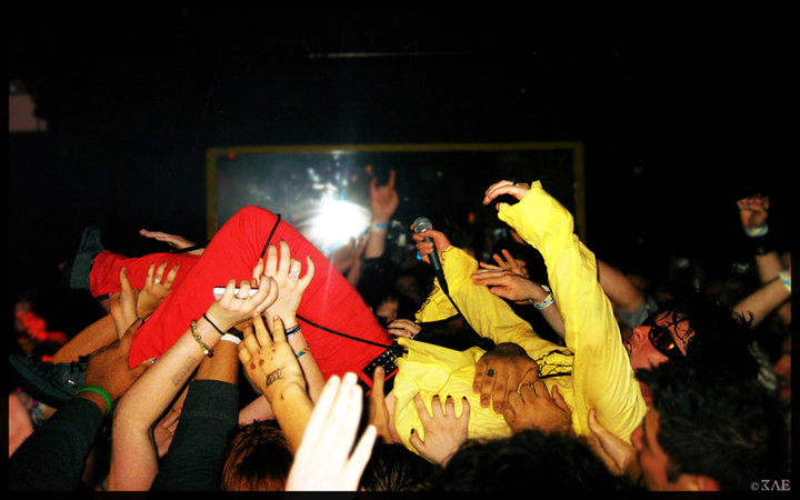 Two Nights of Fuck Time with the Foxboro Hot Tubs in New York City, Night One (2/6)