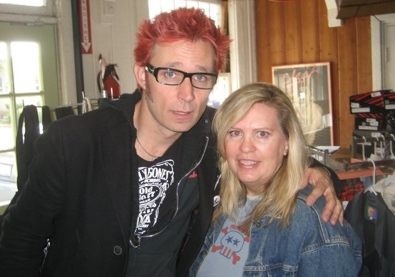 Mike Dirnt Wife